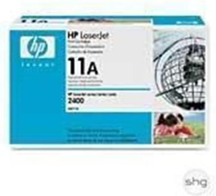 HP Color LaserJet 2420 Svart
