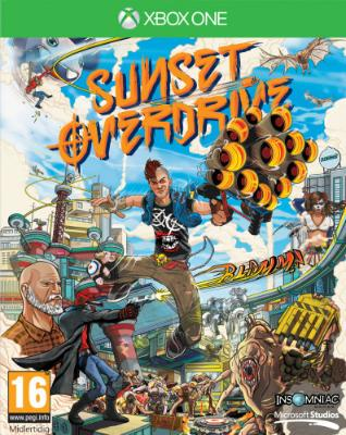 Sunset Overdrive til Xbox One