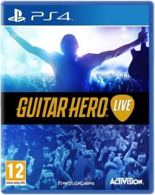Guitar Hero Live til Playstation 4
