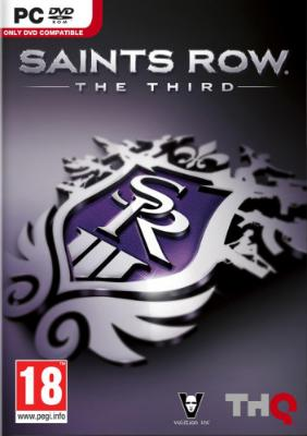 Saints Row: The Third til PC