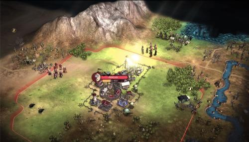 Fallen Enchantress: Legendary Heroes til PC