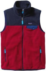 Patagonia Lightweight Synchilla Snap-T Vest (Herre)