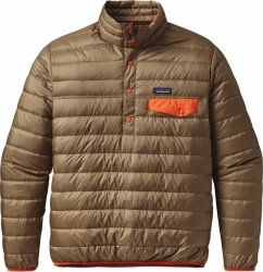 Patagonia Down Snap-T Pullover (Herre)