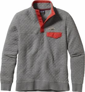 Patagonia Quilt Snap-T Pullover (Dame)