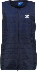Adidas Originals Blue Geology Vest (Dame)