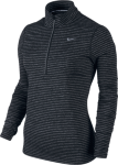 Nike Dame Element Stripe ½ Zip (Dame)