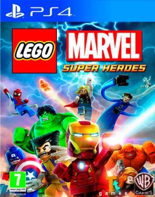 LEGO Marvel Super Heroes til Playstation 4