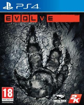 Evolve til Playstation 4