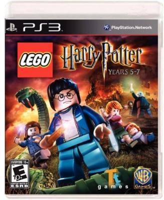 LEGO Harry Potter: Years 5-7 til PlayStation 3