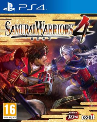 Samurai Warriors 4 til Playstation 4