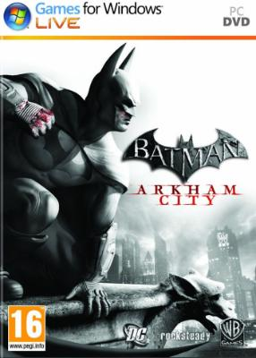 Batman: Arkham City til PC