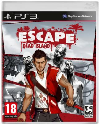 Escape Dead Island til PlayStation 3