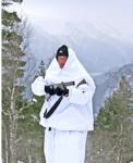 Jerven Fjellduken Hunter Vinter