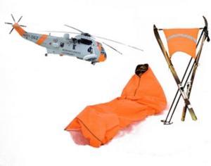 Jerven Fjellduken Hunter Rescue