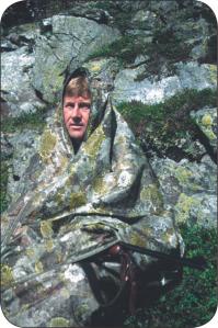 Jerven Fjellduken Hunter Fjell