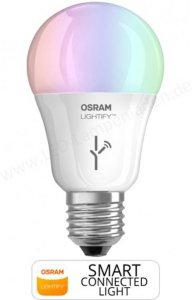 Lightify E27 RGB
