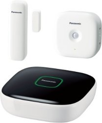 Panasonic Home Safety Starter Kit Plus KX-HN6011