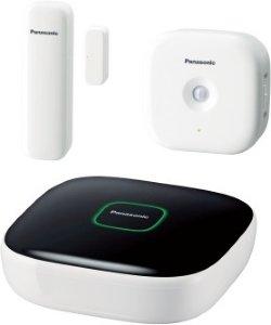 Panasonic Home Safety Starter Kit Plus KX-HN6011