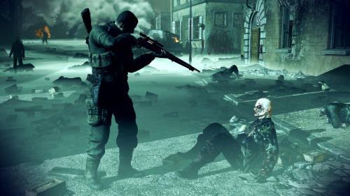 Sniper Elite: Nazi Zombie Army til PC