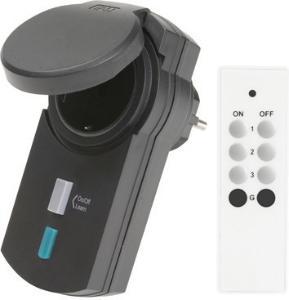 Telldus IP44 Outlet + Remote