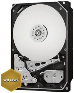 Western Digital Gold Datacenter 10TB