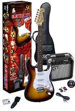 SX Elektrisk Gitarpakke