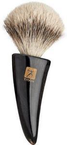 Titan Oksehorn Barberkost (Silver Tip Badger)