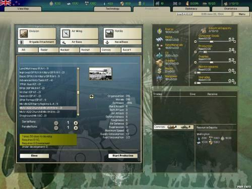 Hearts of Iron II til PC