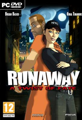 Runaway: A Twist of Fate til PC