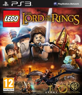 LEGO The Lord of The Rings til PlayStation 3