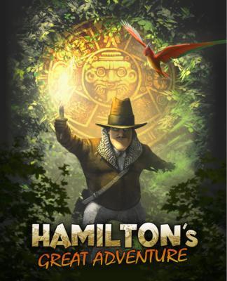 Hamilton's Great Adventure til PC