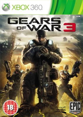 Gears of War 3 til Xbox 360