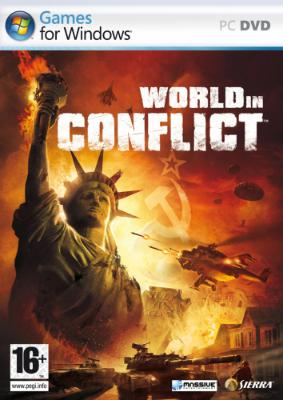 World in Conflict til PC