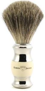 Edwin Jagger Nikkel Pure Badger Barberkost