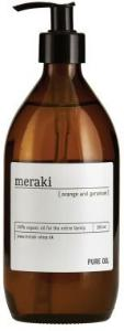 Meraki Orange and Geranium Pure Oil 500ml