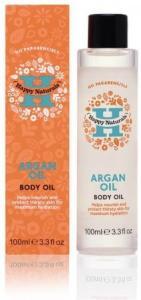 Happy Naturals Argan Oil Body Oil 100ml