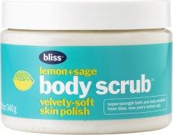 Bliss Lemon + Sage Body Scrub 340ml