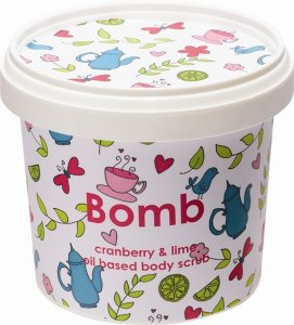 Bomb Cosmetics Body Scrub 365ml