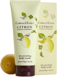 Crabtree & Evelyn Citron, Honey & Coriander Body Scrub 175ml