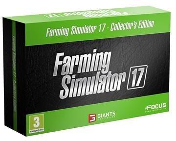 Farming Simulator 17 Collectors Edition til PC