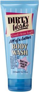Dirty Works Body Wash 200ml