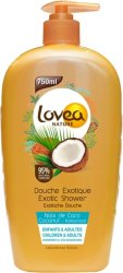 Lovea Shower Gel 750ml