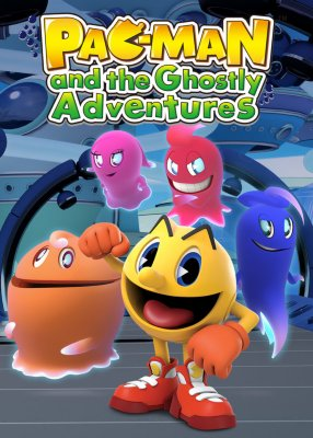 Pac-Man and the Ghostly Adventures til PC