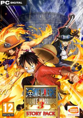 One Piece: Pirate Warriors 3 til PC