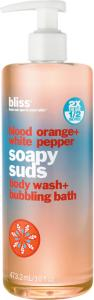 Bliss Blood Orange + White Pepper Soapy Suds 473ml