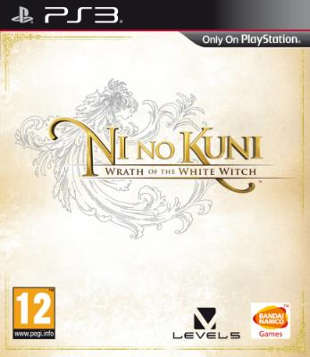 Ni No Kuni: Wrath of the White Witch til PlayStation 3
