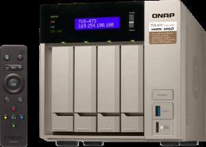 Qnap TVS-473 16G