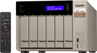 Qnap TVS-673 64G