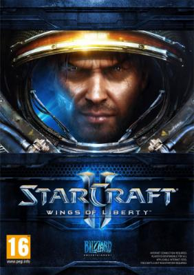 StarCraft II: Wings of Liberty til PC
