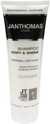 Jan Thomas Soft & Shine Shampoo 250ml